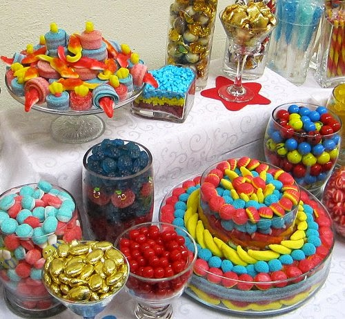 Candy buffet for all occasions