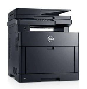 Dell Color Multifunction H625cdw Printer