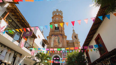Iglesia de Guadalupe Puerto Vallarta