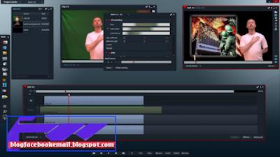 aplikasi untuk mengedit video lightworks