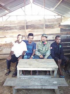 Santri goes to papua