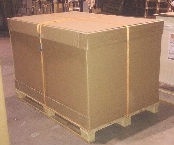 cajas grandes para muebles de lujo