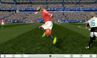 Download FTS Patch By Ders v1 New Apk + Data Obb