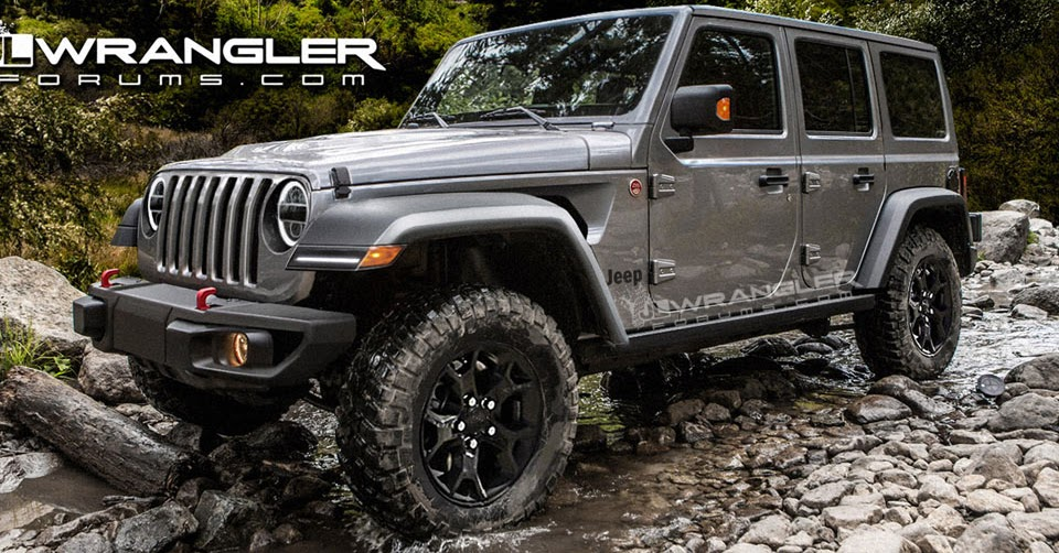 2018 jeep wrangler could get six different engine options. Black Bedroom Furniture Sets. Home Design Ideas