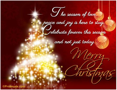 Christmas Quotes for Friends - Christmas Greetings for Family