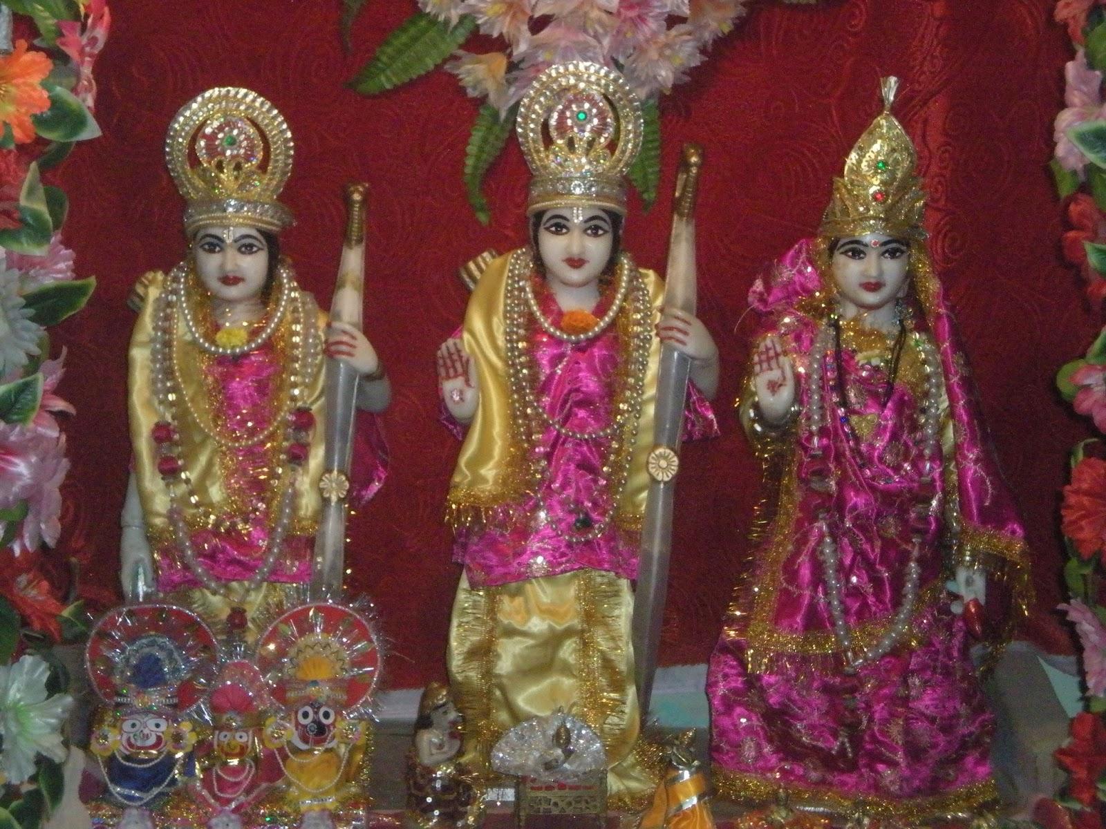 RAM LAXMAN SITA @ dongargarh