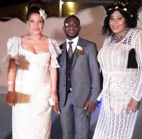 Monalisa Chinda's Wedding