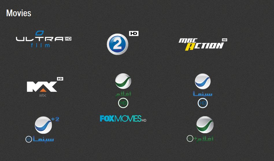 ترددات الباقة My-HD - Frequency | Freqode com