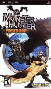 Monster Hunter Freedom psp mega