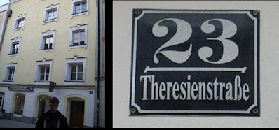 Hitker house Passau
