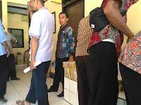 Soal UNKP 2 Mei Diterima Subrayon 8 Kabupaten Bima