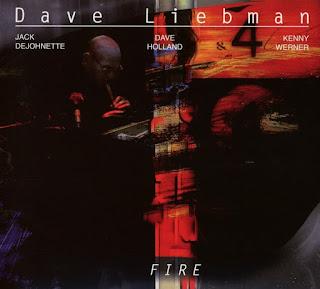Dave Liebman Fire / stereojazz
