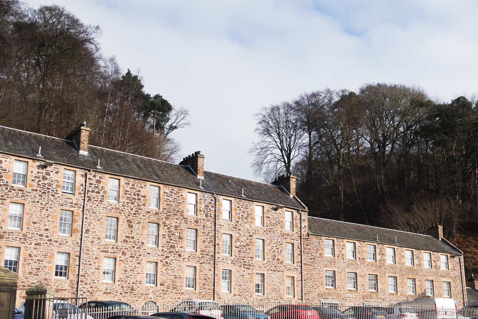 New Lanark World Heritage Site Review