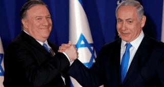 بيمبا: ترامب هبة من الله لإنقاذ إسرائيل من بطش إيران.