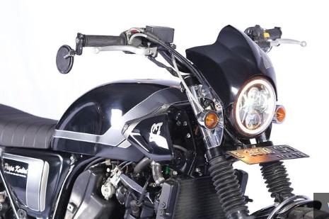 Modifikasi Suzuki Inazuma Tracker