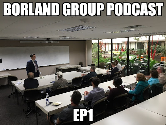 Borland Group Coaching Podcast EP1
