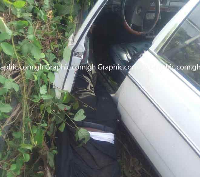 Okomfo Anokye SHS assistant headmaster killed by suspected robbers