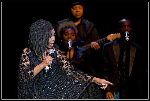 Gladys Knight; R&B; Rhythm and Blues