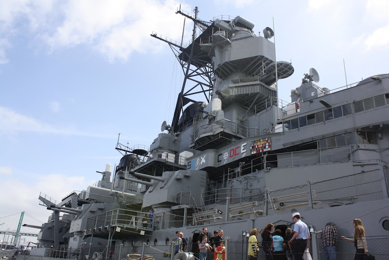 Our vision for the Pacific Battleship Center and the Battleship IOWA Museum is to connect the past with the future. Connecting the stories and the legacy of the Battleship IOWA with future generations through different programs and education, and interactive innovative exhibits.