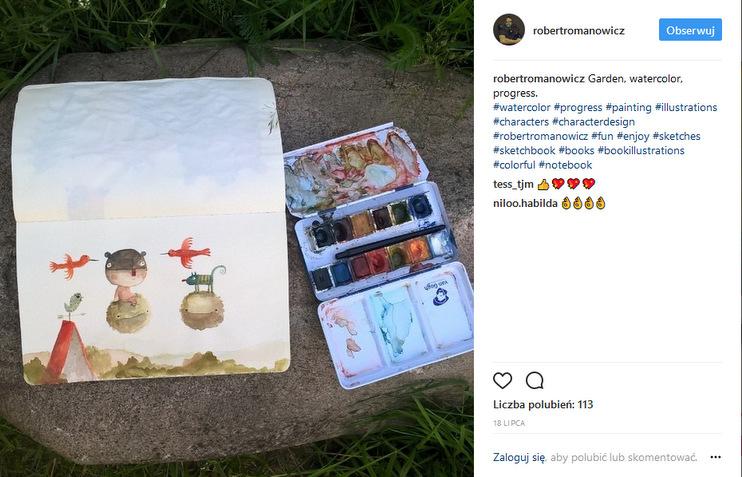 https://www.instagram.com/robertromanowicz/
