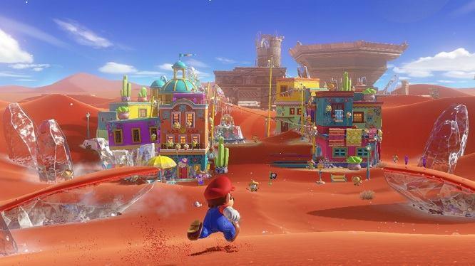 Super Mario Odyssey 2017 Free Download