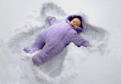 photo drôle hiver