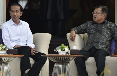 Soal Reshuffle Kabinet, Wapres JK Enggan Berkomentar, PAN Pasrah