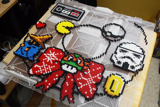 also - Christmas Perler Bead Patterns