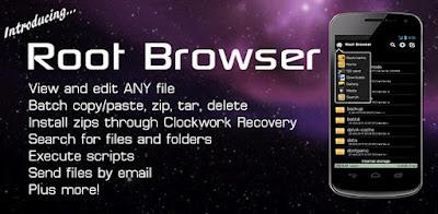 Root Explorer Apk Image