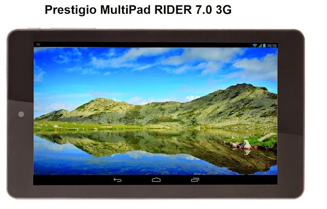 Prestigio MultiPad RIDER 7.0 3G tablet specs