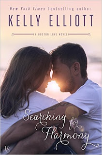 Searching for Harmony: A Boston Love Novel by Kelly Elliott