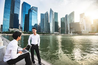 Source: Robert Half. Singapore IT professionals expect pay rises in 2017.