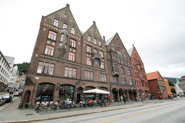 Bryggen-Bergen