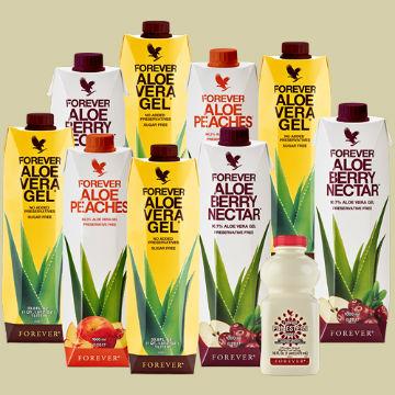 Пакет с напитки /Aloe Drinks Pack/