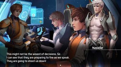 Azure Saga: Pathfinder Characters