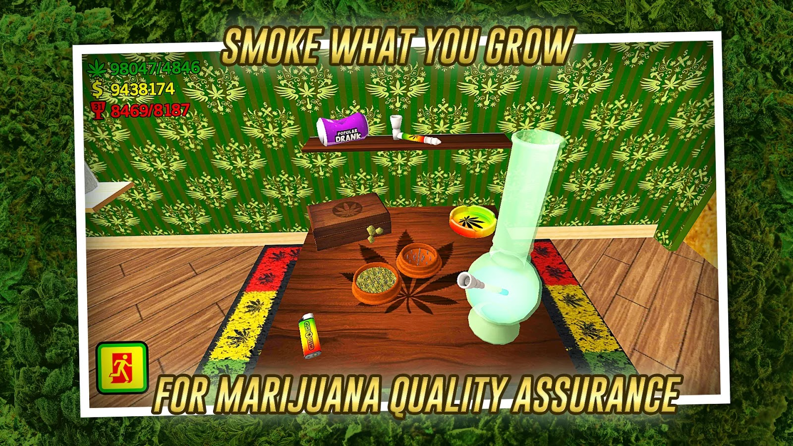 Download Weed Shop The Game Mod APK V1 5 3 Unlimited Weed