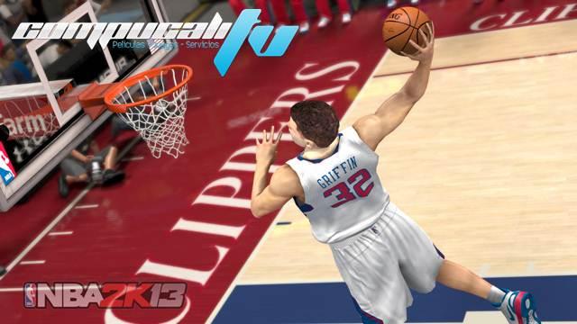 NBA 2k13 Imagenes Juego para PC Español Full