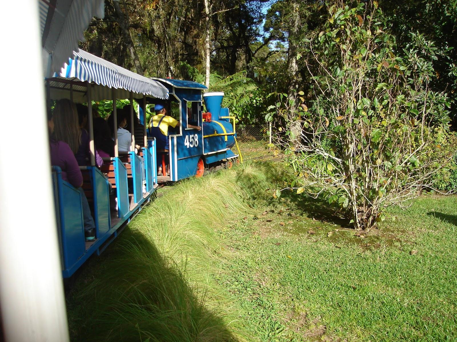 Viagem Simplesmente Parque do caracol