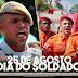 Segurança Pública parabeniza a todos os soldados da Bahia