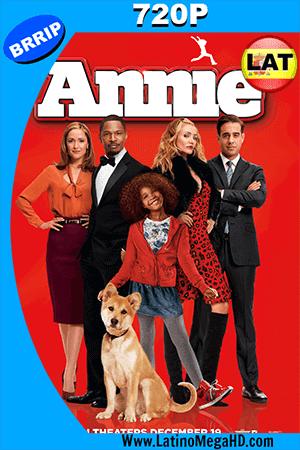 Annie (2014) Latino HD 720p ()