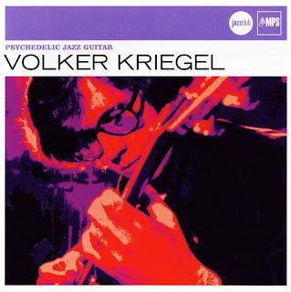 Volker Kriegel - 2010 - Psychedelic Jazz Guitar