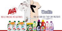 Logo Con Ava & Woolite vinci 50 asciugatrici Candy
