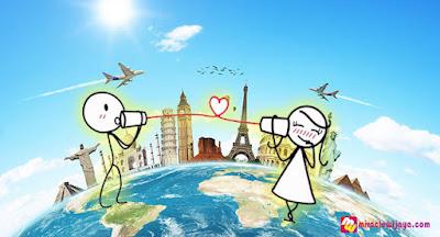 Cara Ampuh Membina Hubungan Jarak Jauh LDR Dengan Kekasih