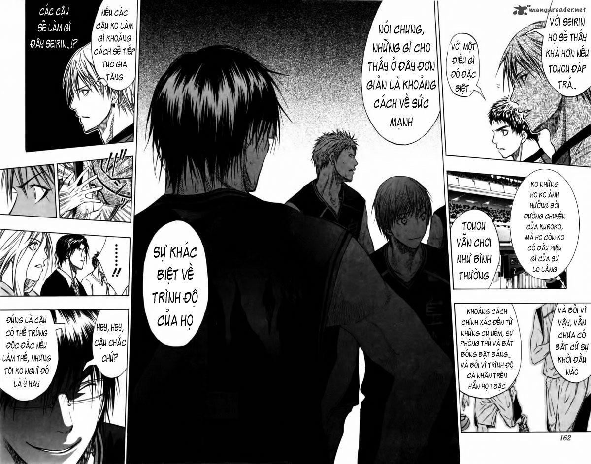 Kuroko No Basket chap 116 trang 15