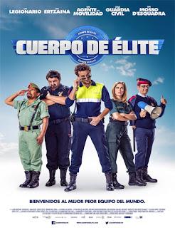 Cuerpo de élite (2016)