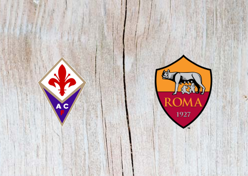 Fiorentina vs Roma Full Match & Highlights 03 November 2018