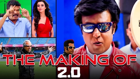 Making of 2.0 | Into World of Enthiran | TK 309