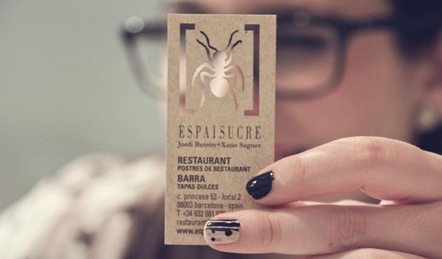 espaisucre restaurantes bcn