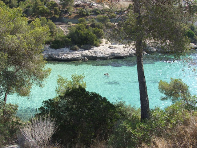 Dreamtime Sail: Anchored off a Nude Beach - Cala Portals