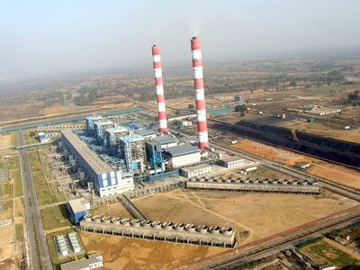 Jindal Megha Power Plant